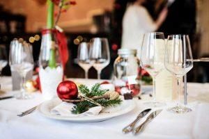 Weinverkostung mit passendem Menü @ Restaurant Fohrenhof