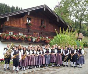 Platzkonzert mit dem Musikverein Unterkirnach @ Restaurant Fohrenhof